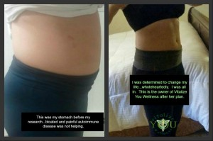 Aimee's results